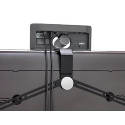 Cisco montagekit: Screen Mount Kit for SX10 Quick Set - Zwart