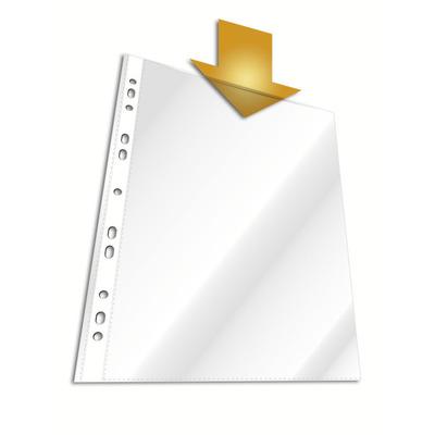 Durable A4 Glashelder - 48 Mµ Showtas - Transparant