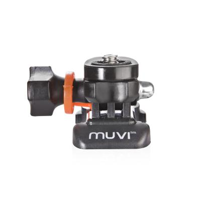 Veho statief accessoire: Universal tripod mount, Black - Zwart
