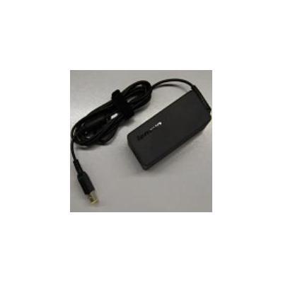 Lenovo netvoeding: 45W, 100 - 240V AC, 50/60Hz, for Yoga 11 - Zwart