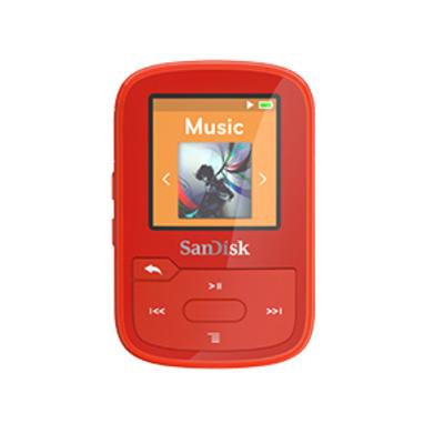 Sandisk MP3 speler: SDMX28-016G-G46R - Rood