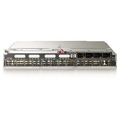 Hewlett Packard Enterprise 4-Gb Fibre Channel Pass-Thru module voor c-klasse BladeSystem