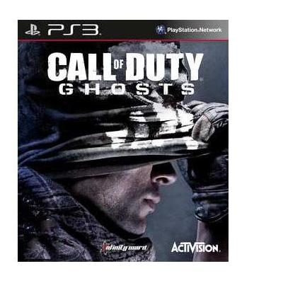 Activision game: Call of Duty: Ghosts, PS3