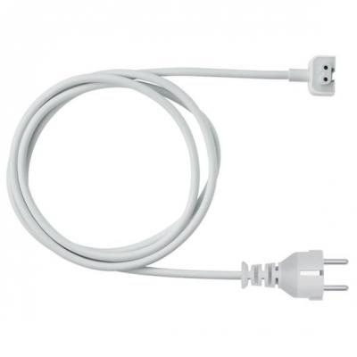 Apple electriciteitssnoer: Verlengkabel voor lichtnetadapter - Wit