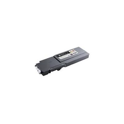 Dell toner: Toner Cartridge, Laser, Yellow, 5000 Pages - Geel