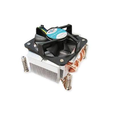 Inter-Tech G-556 Hardware koeling - Aluminium, Zwart