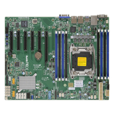 Supermicro X10SRi-F Server/werkstation moederbord