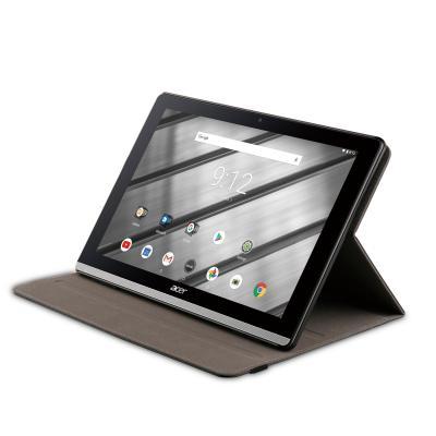 Acer tablet case: Portfolio Case voor de Iconia One 10 (B3-A50/B3-A50FHD) Zwart