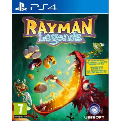 Ubisoft game: Rayman Legends  PS4