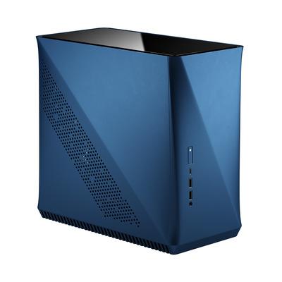 Fractal Design Era ITX Behuizing - Blauw