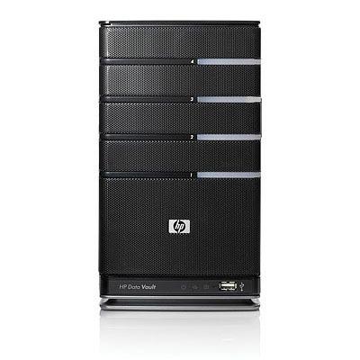 Hewlett Packard Enterprise StorageWorks X510 1TB NAS - Zwart
