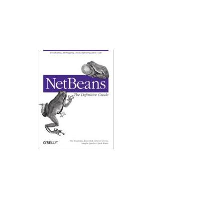 O'reilly boek: Media NetBeans: The Definitive Guide - eBook (PDF)