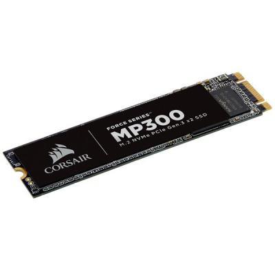 Corsair Force MP300 SSD - Zwart, Wit