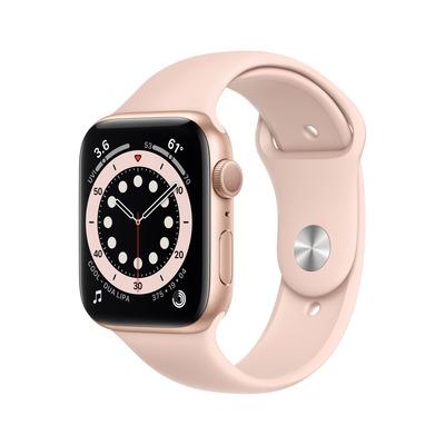 Apple Watch Series 6 44mm 32GB aluminium Pink Gold Smartwatch