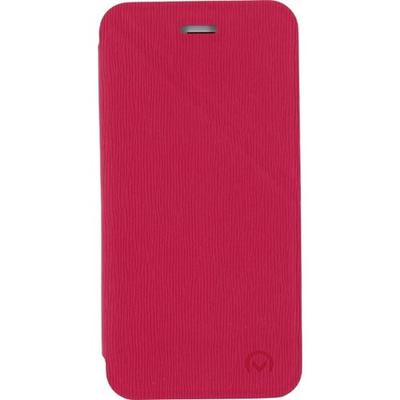 Mobilize Camera-Fold Magnet Book Case Apple iPhone 6 Mobile phone case - Magenta