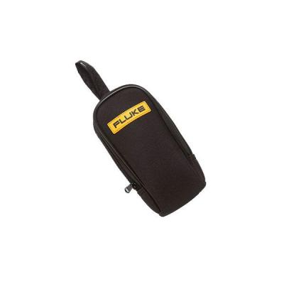 Fluke : Soft Case for DMM and Visual IR Thermometers - Zwart