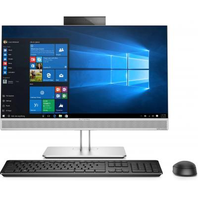 Hp all-in-one pc: EliteOne 800 G3 - Zilver