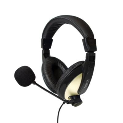 LogiLink HS0011A Headset - Zwart
