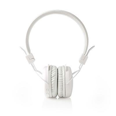Nedis HPBT1100WT Headset - Wit