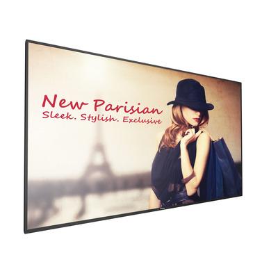 "Philips Signage Solutions 55"", 1920x1080p, 450 cd/m², 12 ms, 2 x DisplayPort, 2 x HDMI, DVI-D, DVI-I, Audio ....."