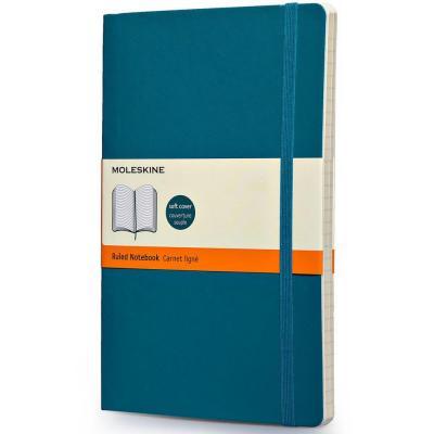 Moleskine schrijfblok: Classic - Blauw