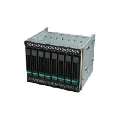 Intel drive bay: Spare 8x2.5 Hot-Swap Drive Cage Kit FUP8X25HSDKS - Metallic
