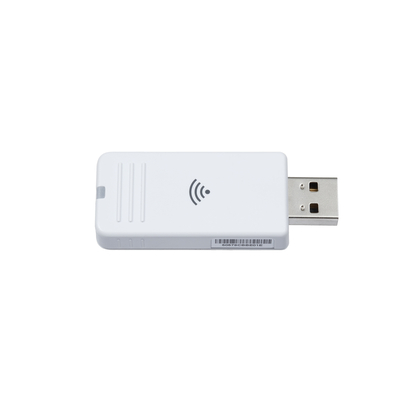 Epson Dual Function Wireless Adapter (5Ghz Wireless & Miracast) -ELPAP11 Projector accessoire - Wit