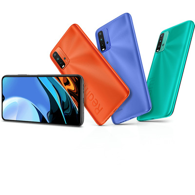Xiaomi Redmi 9T Smartphone - Blauw 128GB