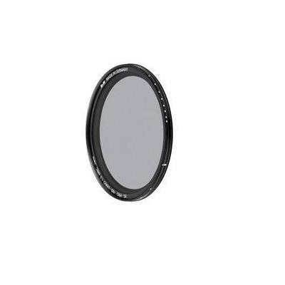 B+W 58MM XS-PRO VARIO ND MRC-NANO Camera filter - Zwart
