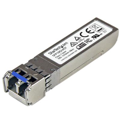 StarTech.com Cisco SFP-10G-LR compatibel SFP+ Transceiver module 10GBASE-LR 10 Gbps SM glasvezel LC 10 km .....