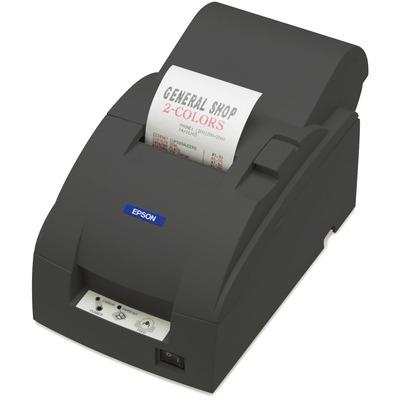 Epson TM-U220A Pos bonprinter - Zwart