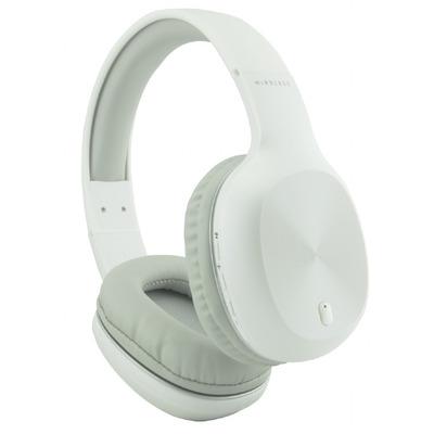 Gembird Bluetooth v.4.2, power: 5 dBm, 250 mAh Li-ion, 20 Hz - 20000 Hz, Headset - Wit
