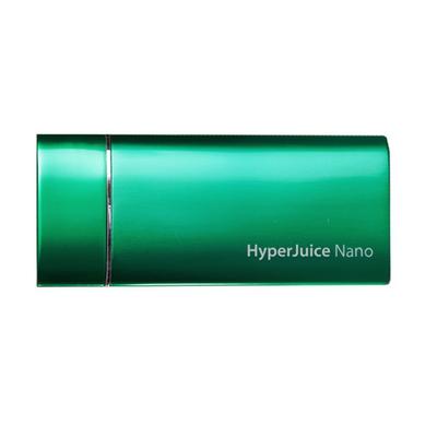 HyperJuice 1800mAh Nano Powerbank - Groen