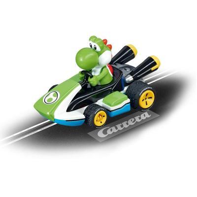 Carrera toys toy vehicle: Nintendo Mario Kart 8 - Yoshi - Multi kleuren