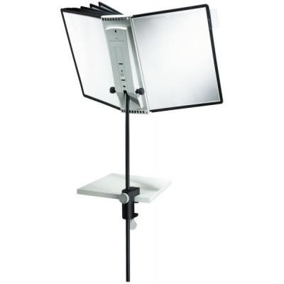 Durable Sherpa Display System Desk Clamp 10 Houder