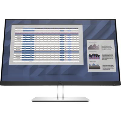 HP E-Series E27 G4 Monitor - Zwart