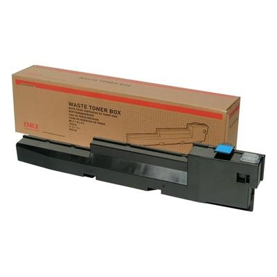 OKI Waste Toner System, 30k Toner collector - Cyaan, Magenta, Wit, Geel