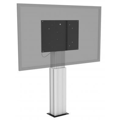 Vision TV standaard: TM-IFP vloerstandaard voor platte monitoren, Snelheid 15mm/s, Verrijdbare afstand 500 mm / 19,7″ .....