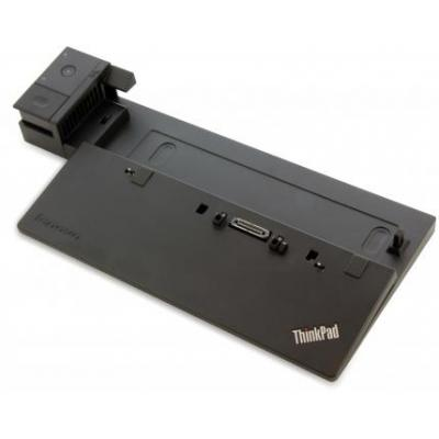 Lenovo docking station: ThinkPad Pro Dock - 90W - Zwart