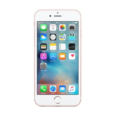 Apple smartphone: iPhone iPhone 6s - Roze goud 64GB (Refurbished LG)