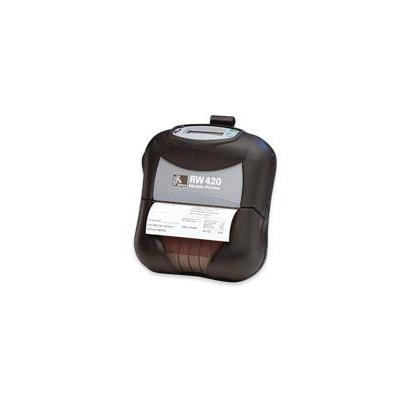 Zebra RW 420 Soft Case Apparatuurtas - Zwart