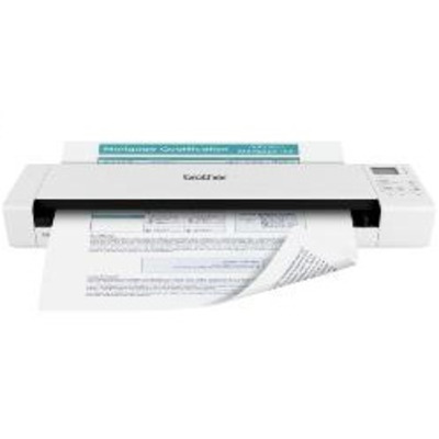 Brother Mobiele - 7.5 ppm - dubbelzijdig - geleverd met professioneel software pakket - Wireless Scanner - Wit