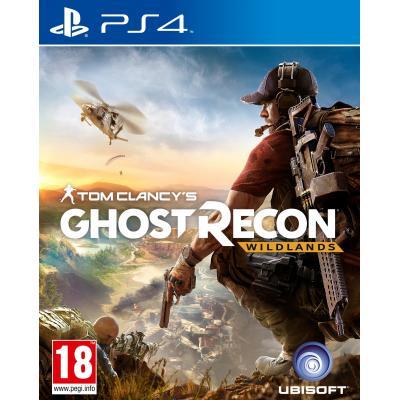 Ubisoft game: Tom Clancy's, Ghost Recon, Wildlands  PS4