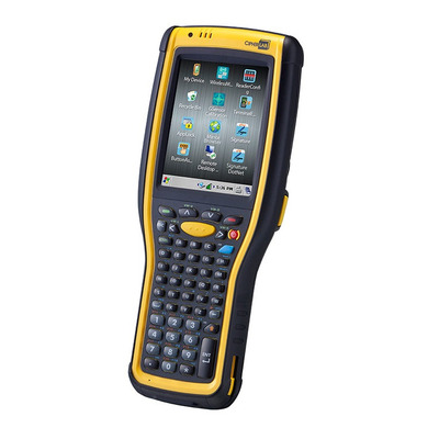 CipherLab 9700A PDA - Zwart, Geel