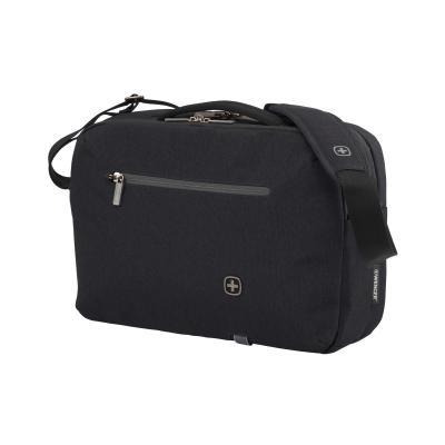 Wenger/SwissGear CityStep laptoptas - Zwart