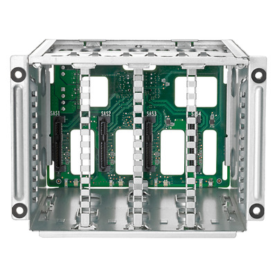 Hewlett packard enterprise Computerkast onderdeel: ML350 Gen9 8LFF Hot Plug Drive Cage Kit
