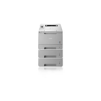 Brother laserprinter: Netwerk Kleurenlaserprinter  - Zwart, Cyaan, Magenta, Geel