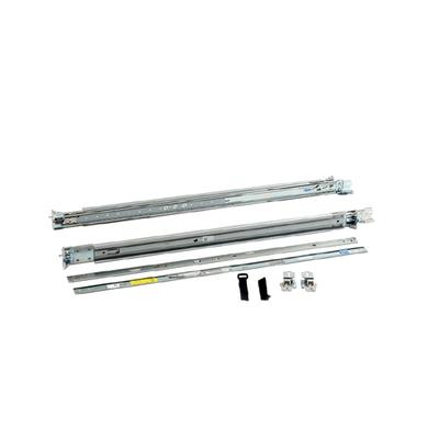 Dell rack toebehoren: ReadyRails Sliding 3U zonder Kabelbeheerarm - Zilver
