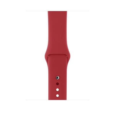 Apple : Sportbandje - (PRODUCT)RED (42 mm) - S/M en M/L - Rood