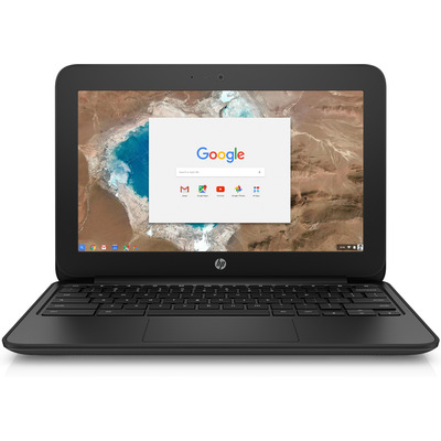 HP Chromebook 11 G5 EE Laptop - Zwart